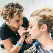 Cosmetica 2012 Ursula Haas School Academy Frankfurt Show Make-Up Hair Haare Stylist Wiesbaden 2012