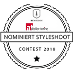 Badge Bewooden Nominiert Styled Shoot 2018 6. Platz Gewinner Agentur Traumhochzeit Award