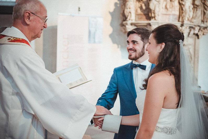 Hochzeitsrede Pfarrer