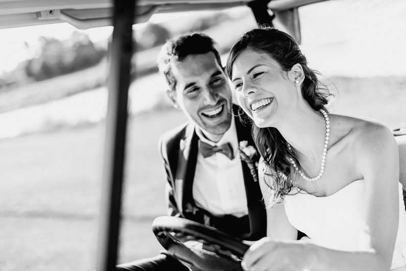 Mann Frau Shooting Liebe Harmonie Lachen Spaß Feude Stimmung Hochzeit