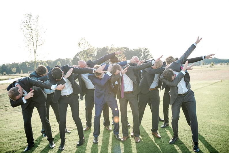 Männer Dap cool lustig Pose Jugend Fotoshooting Erinnerung Jungs