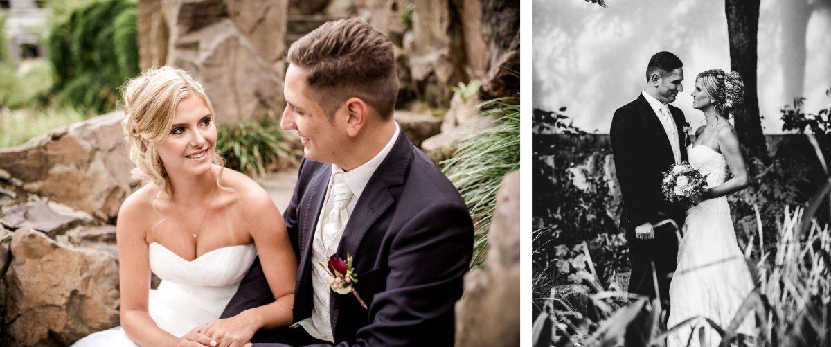 Hochzeit After Wedding Shooting Liebe Mann&Frau Kleid Anzug Brautstrauß