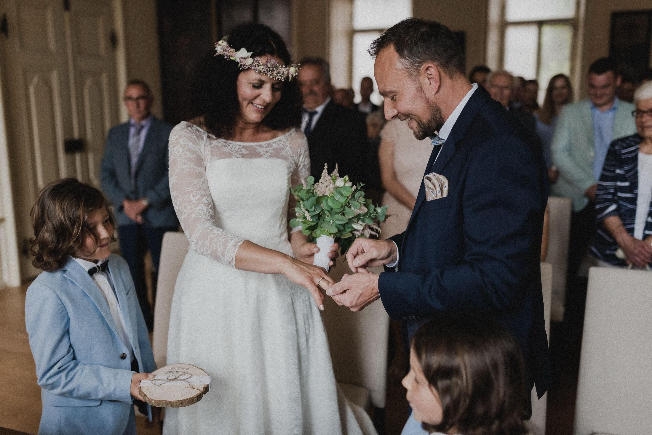 Hochzeit Standesamtliche Trauung Seligenstadt Feier Kleinwallstadt