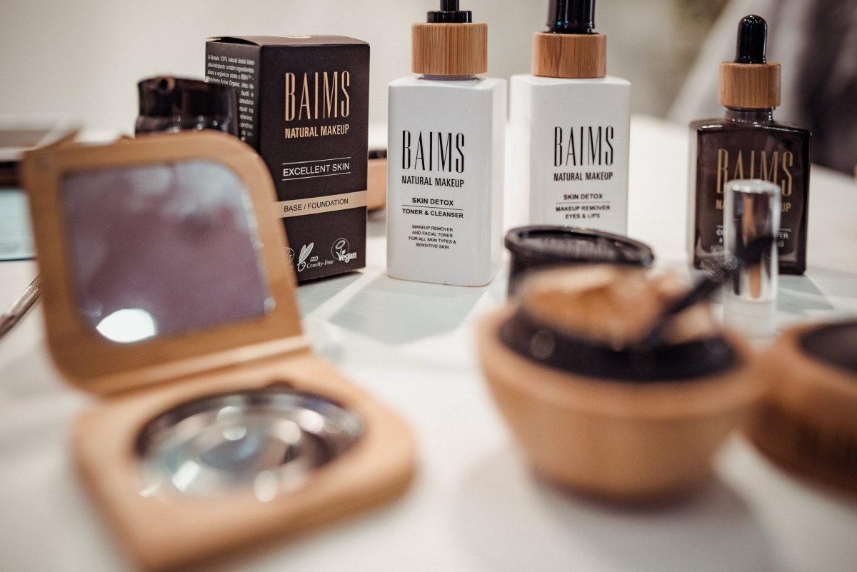 baims naturkosmetik seifen make-up vivaness nürnberg