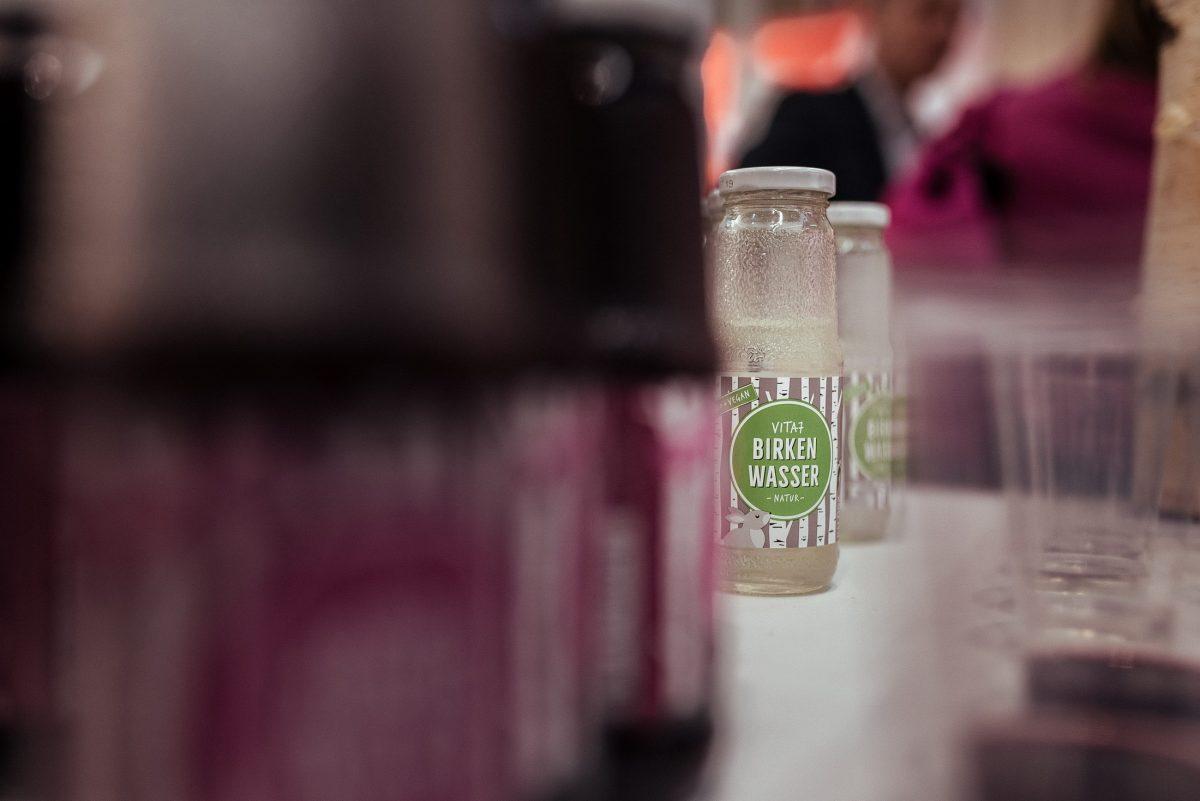 Vita 7 Birkenwasser vegan grün