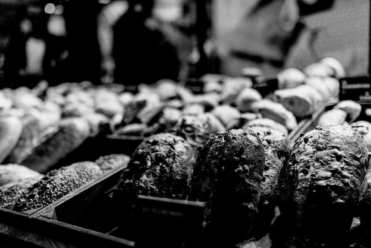 Brot Kasten Körner