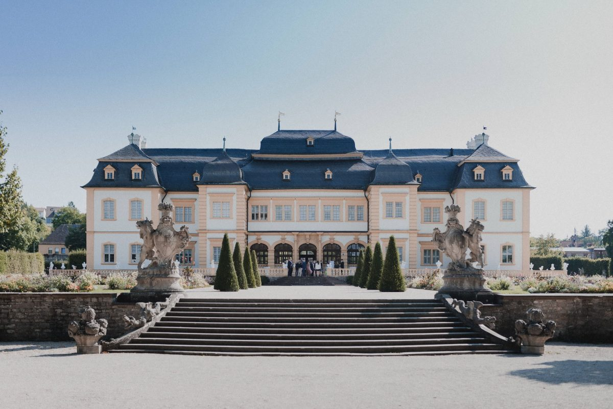 Schloss Veitshöchheim bei Würzburg