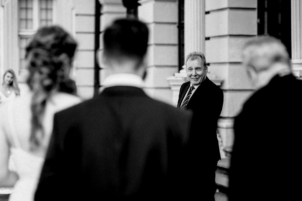 Männer Anzug Krawatte