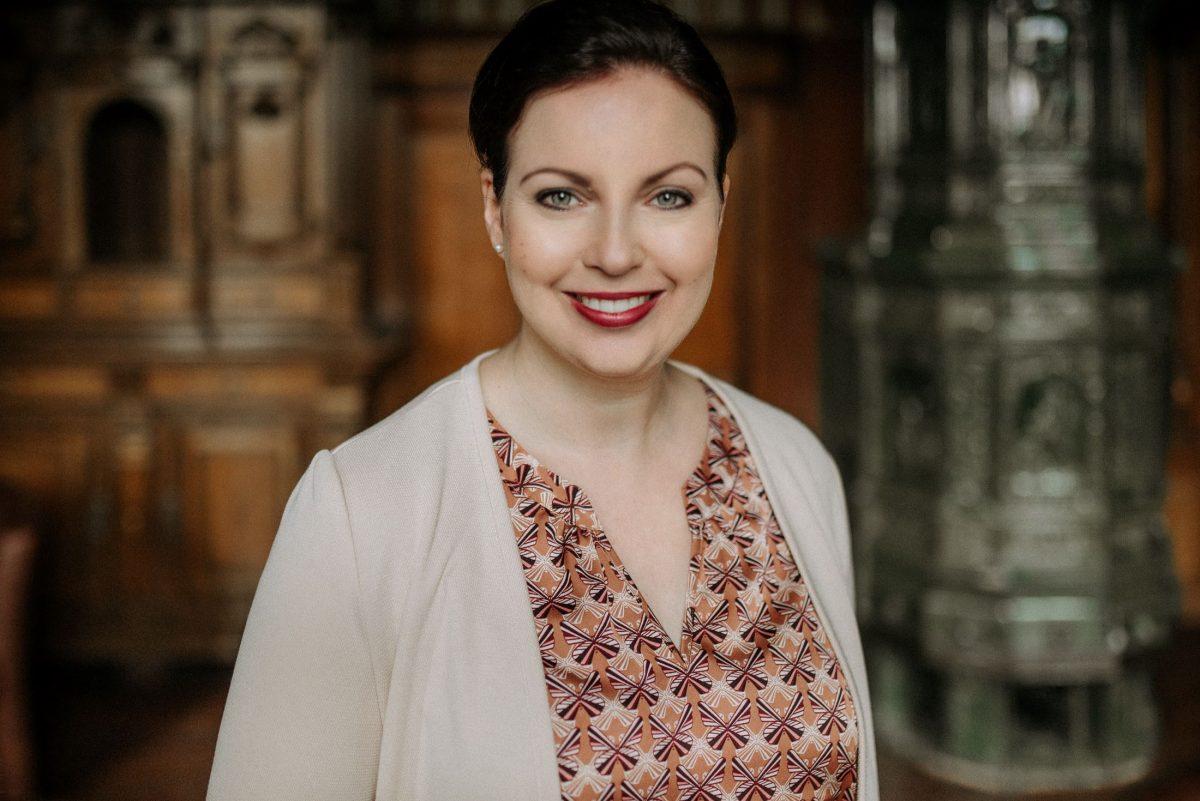 Katrin Bausewein Traurednerin