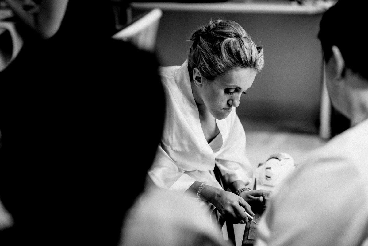 Braut,Hochzeitsvorbereitung,Hotel