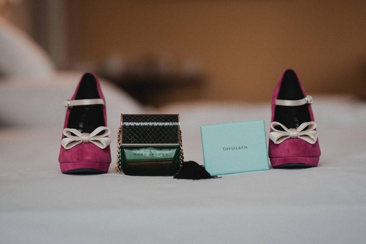 rosa Frauenschuhe,stöckelschuhe,Brautschuhe,Tiffany&Co.