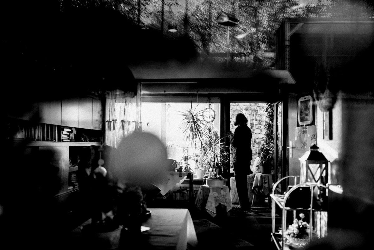 Wohnraum,Blumen,Balkon,Schrank
