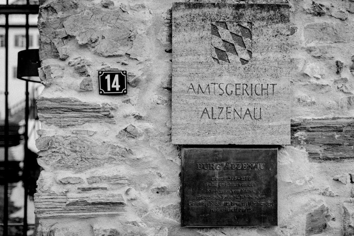 Amtsgericht Alzenau,Burg Alzenau