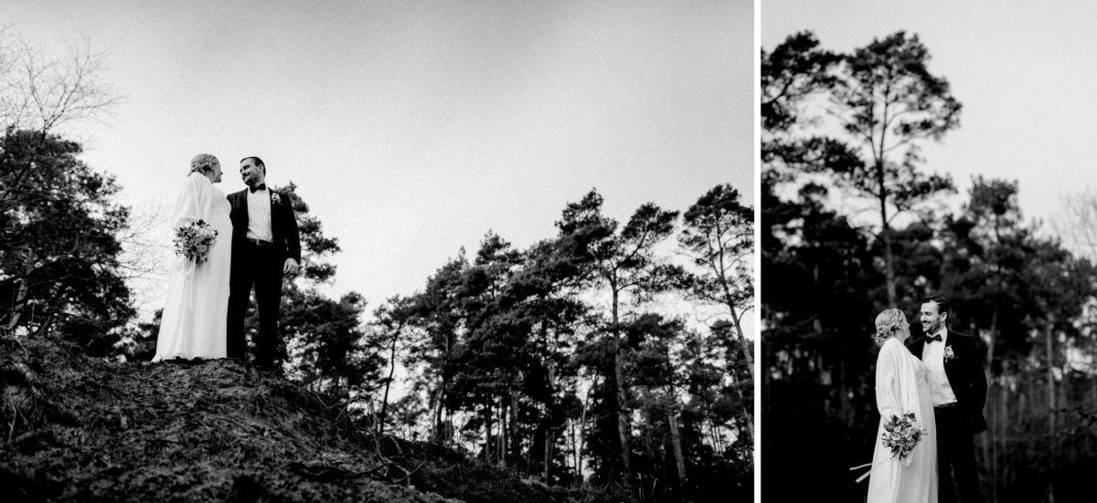 Hügel,Bäume,Wald,Paar,Brautstrauß,Bilder