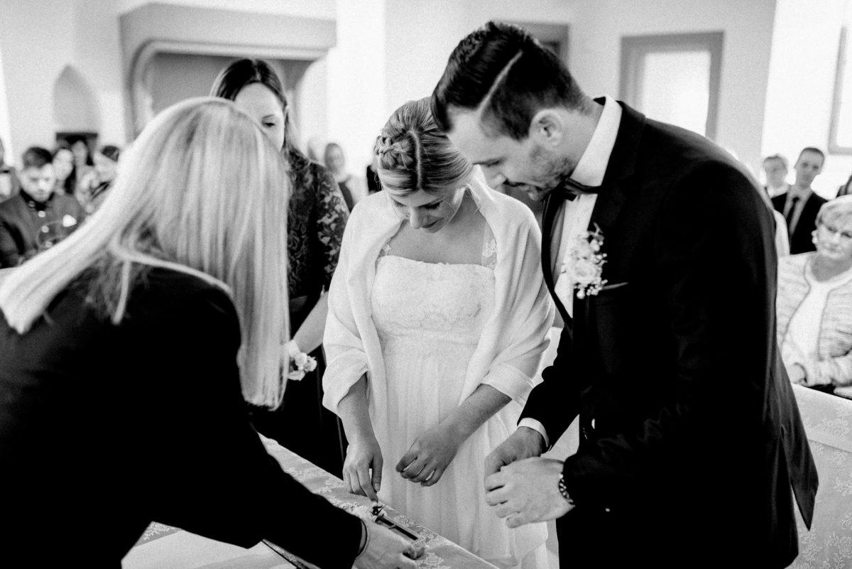 Eheringe,Wedding,Jawort,Gäste,Brautkleid,Stola,