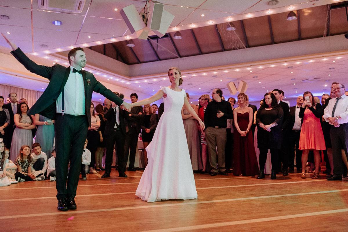 Tanzfläsche,Hochzeitstanz,Hochzeitslocation,Braut und Bräutigam