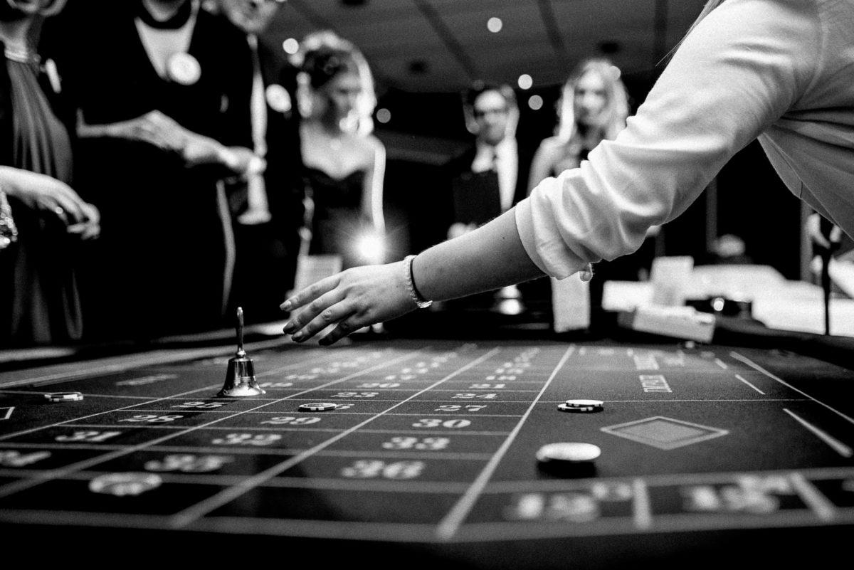 Glocke,spielen,Casino Spiel,Hochzeitsfeier,
