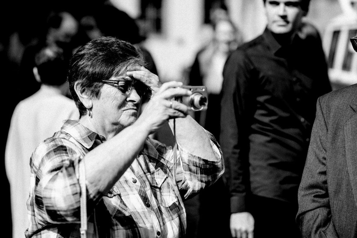 Frau,Foto machen,Kamera,Digicam,
