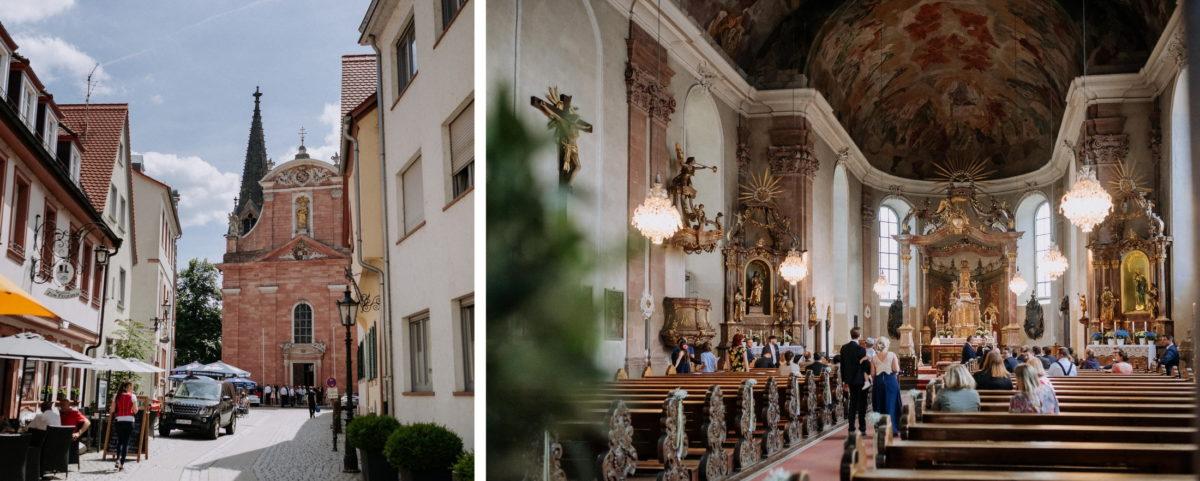 Muttergottespfarrkirche Aschaffenburg,Kirchbänke