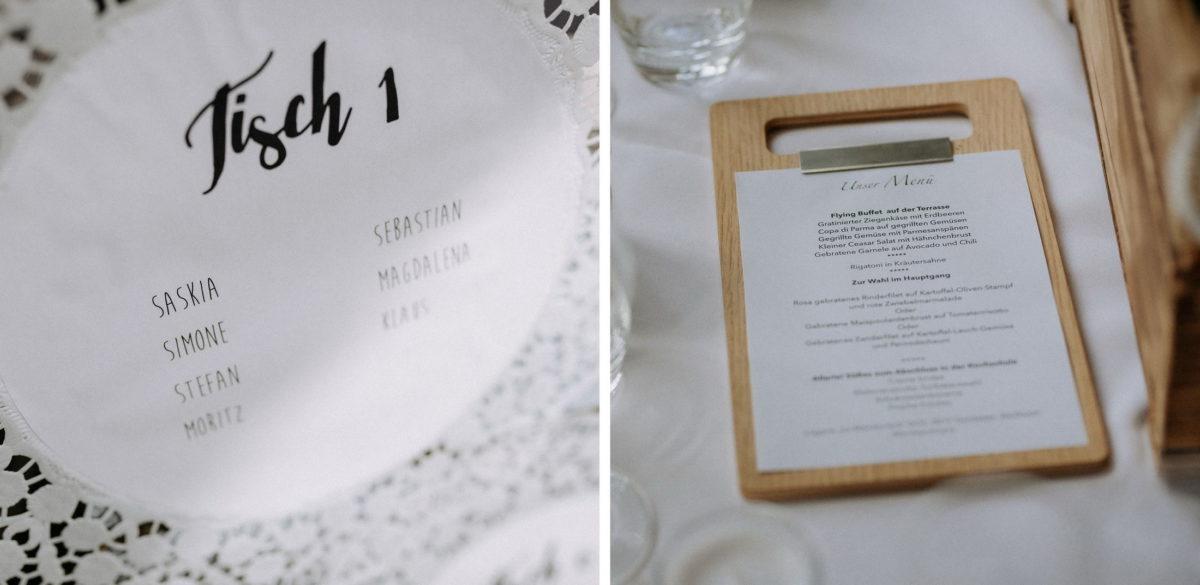 Tisch 1,Unser Menue,Sitzordnung,Hochzeitsmenue
