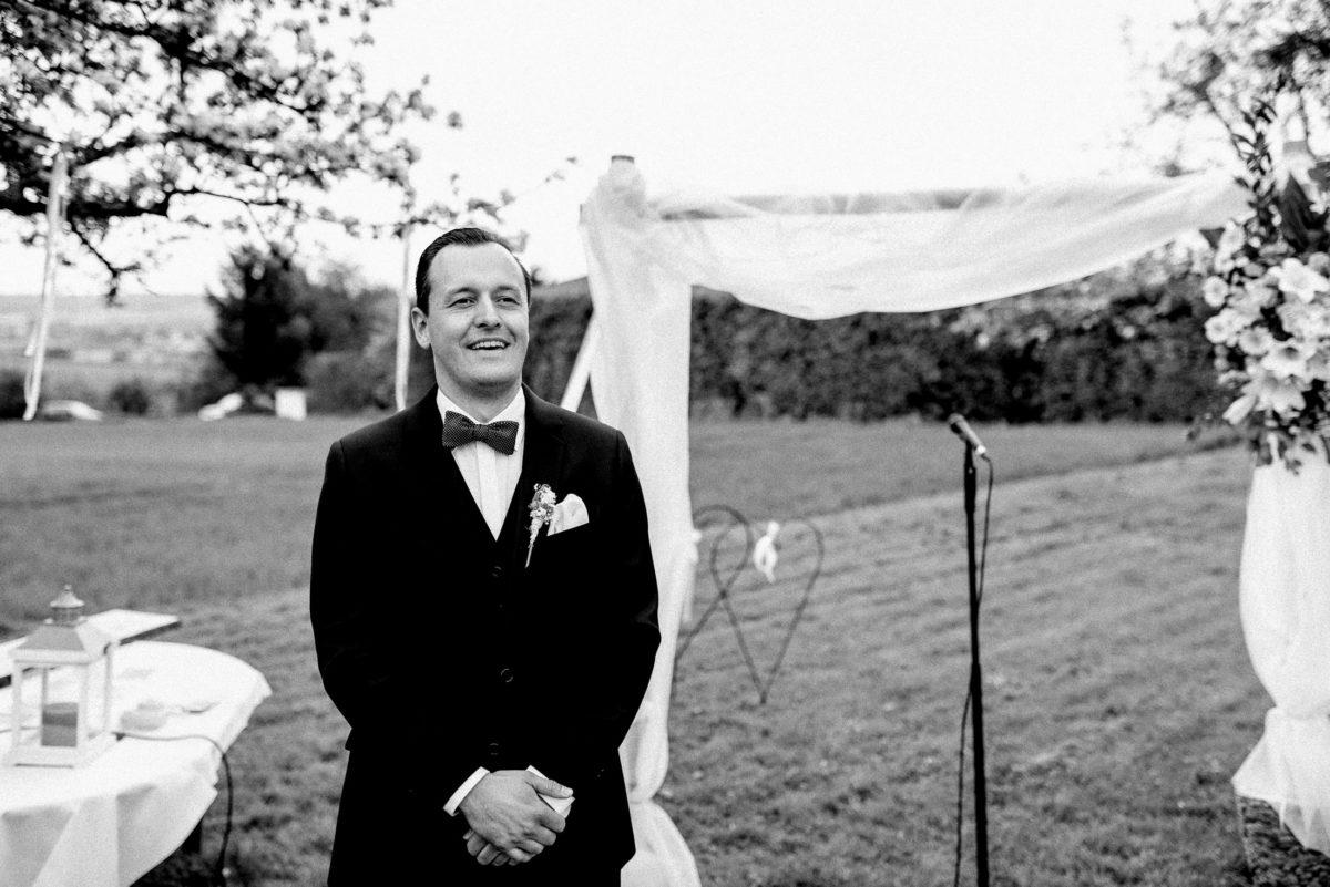 Bräutigam,Mikrofon,Hochzeitsdekoration,Windlicht