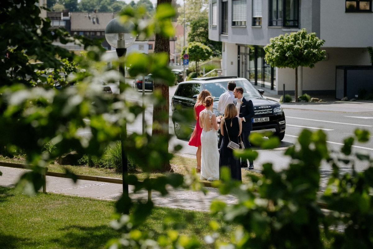 Straße,Gehweg,Braut,Freunde,