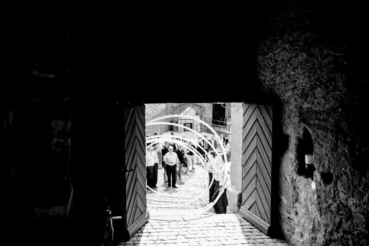 Burgtor,Hochzeitsempfang,reifen,steinmauer