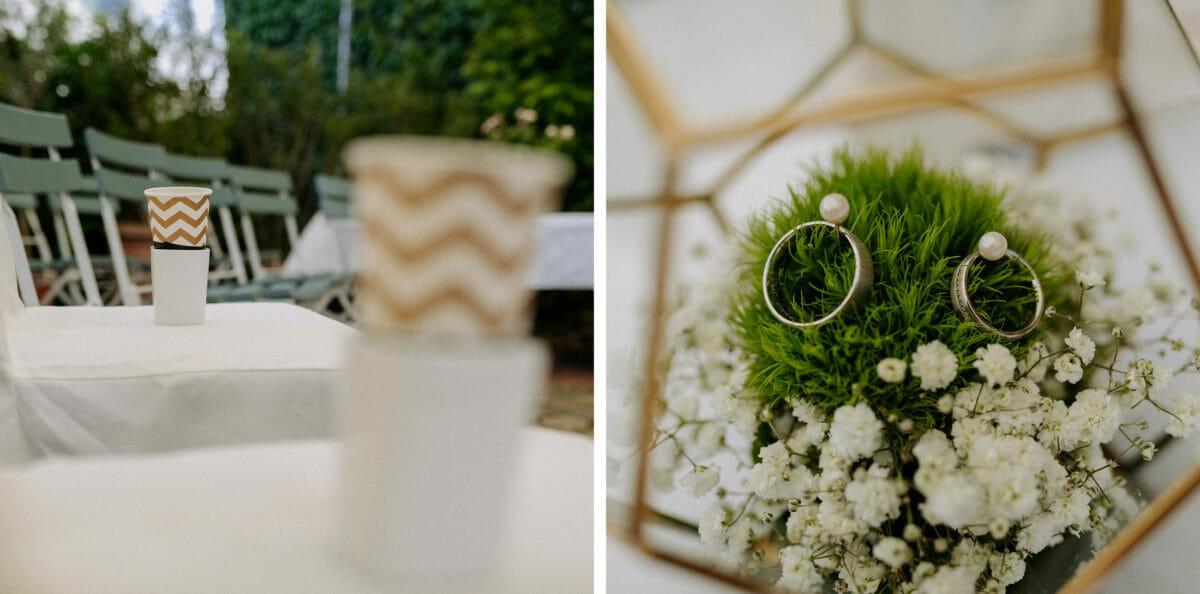 Stühle,dekoration,Eheringe,Blumenkissen Ringe