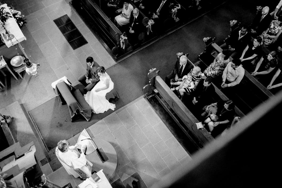 Sitzbänke Kirche,Hochzeit,Diakon,Gäste,