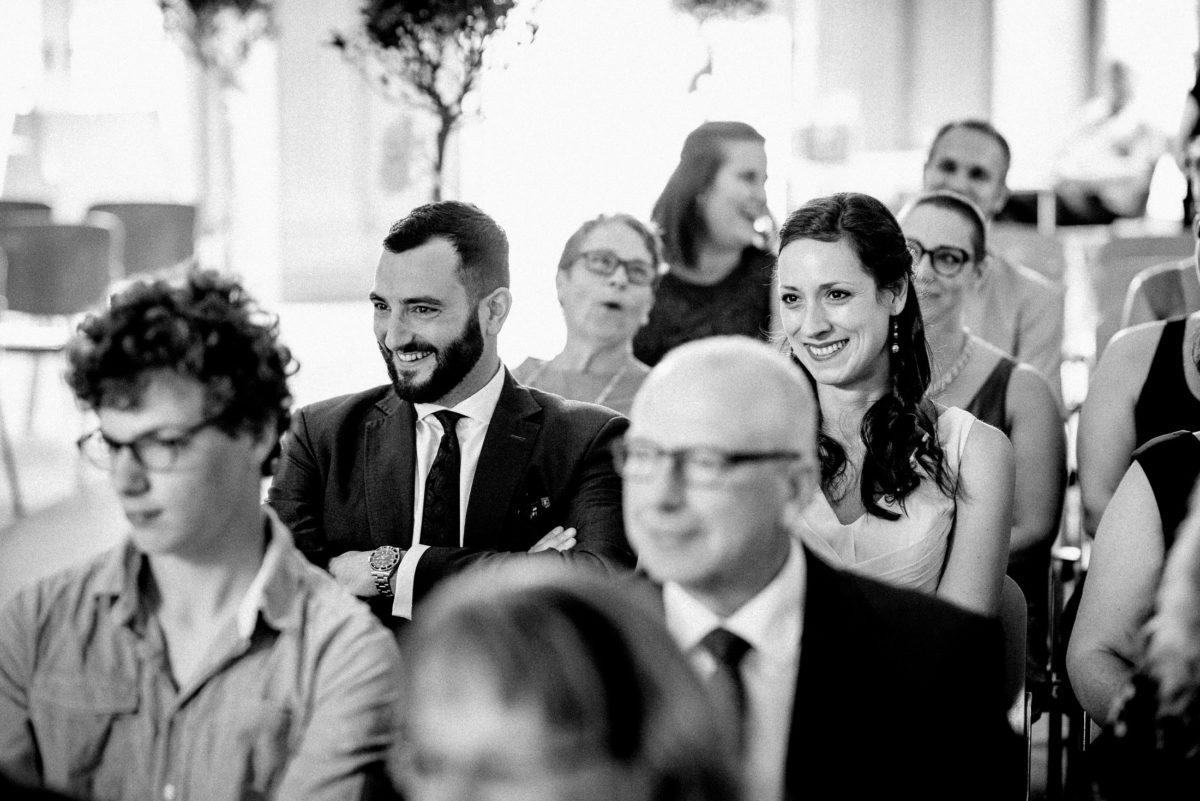 Hochzeitsgäste,lachen,Mann,Frau,freude,