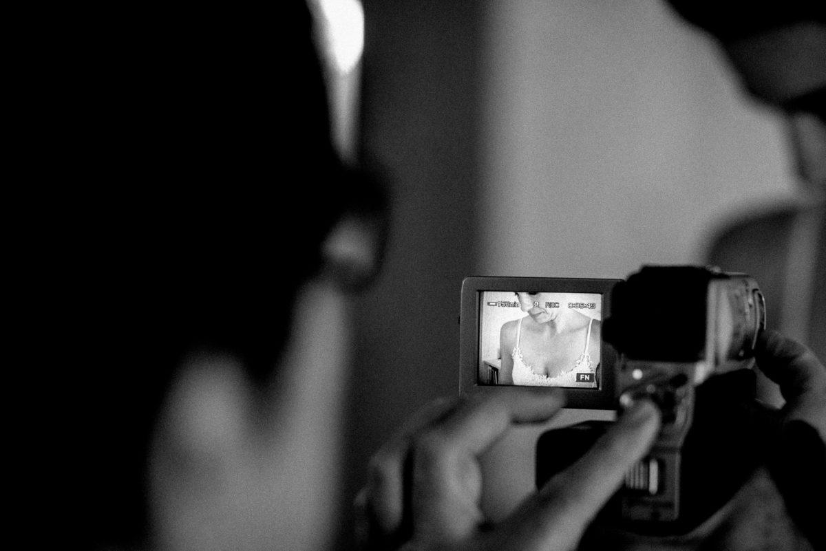 Videokamera,Bild vom Bild,