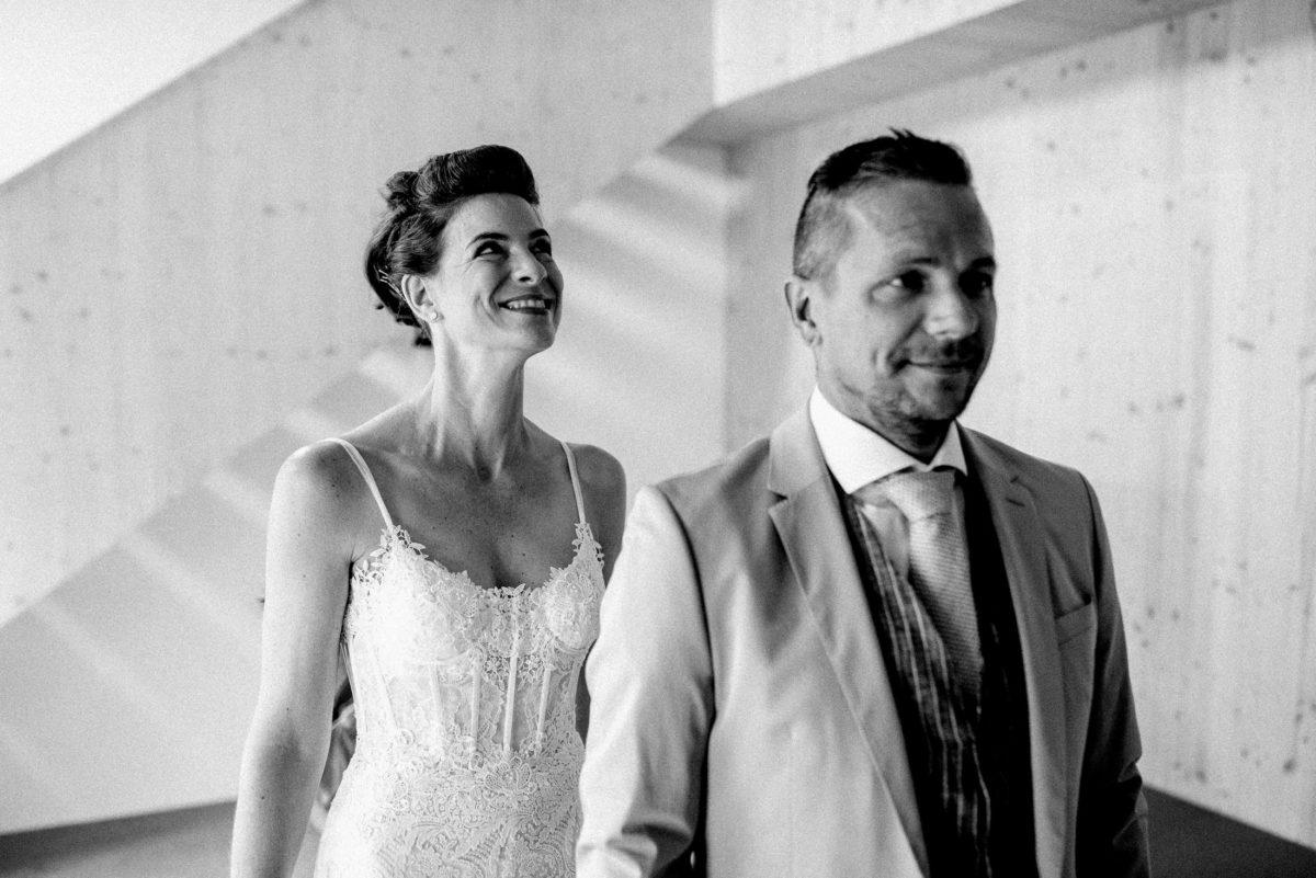 First Look,Hochzeit,aufregung