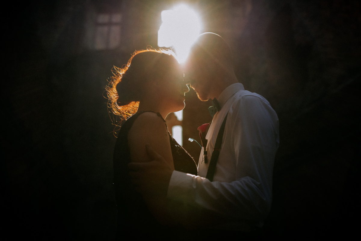 Brautpaar, Hochzeit, heiraten, Hochzeitsfotograf, Sonne, Blick, Schloss Auerbach, Bensheim, Darmstadt