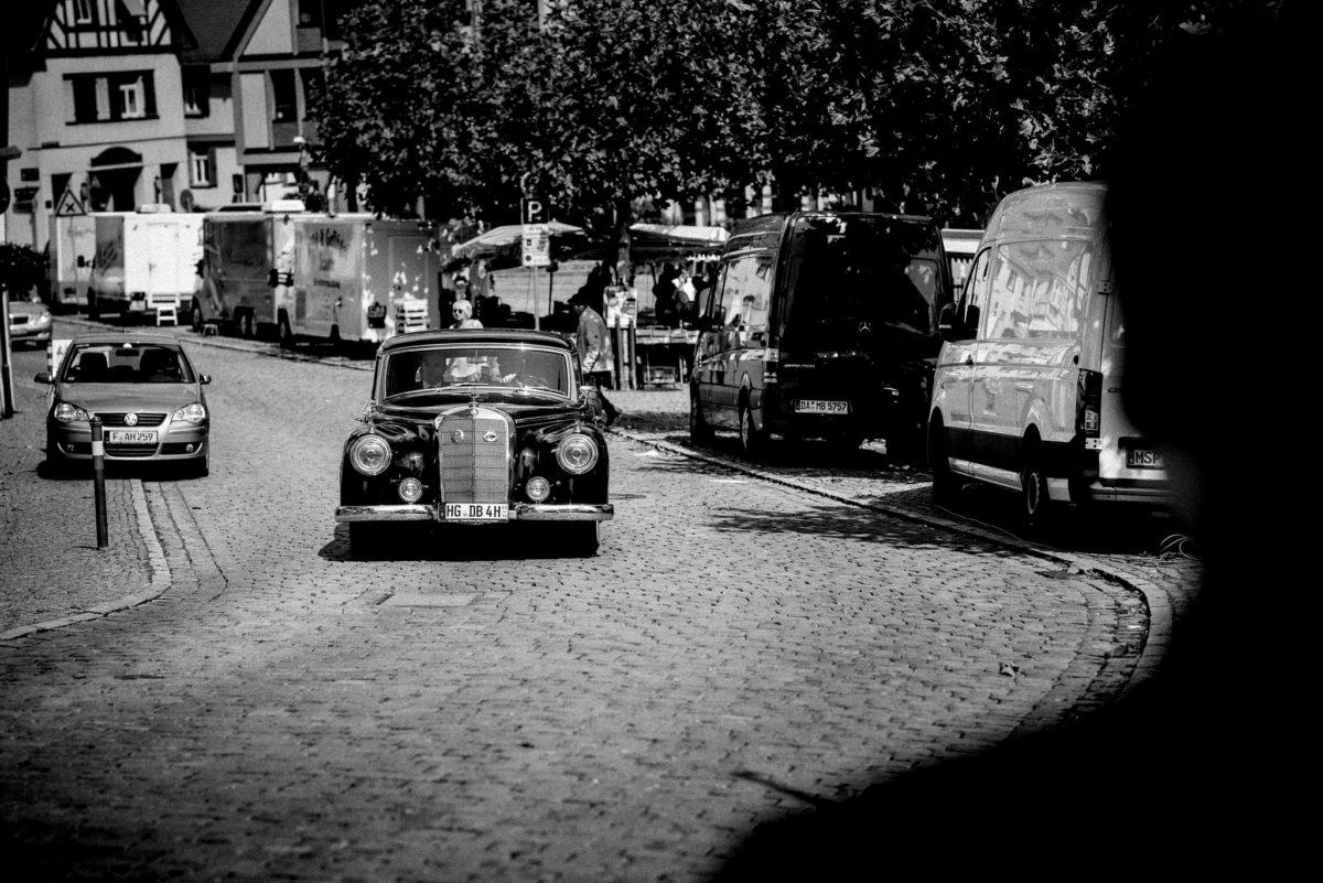 Mercedes Benz, Oldtimer, Hochzeitsauto, Brautauto, heiraten, Hochzeit