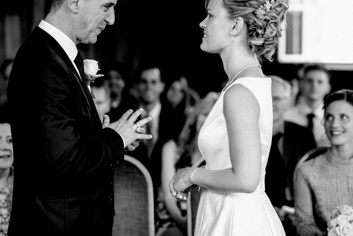 Brautpaar, heiraten, Hochzeitsfotografie, Trauung