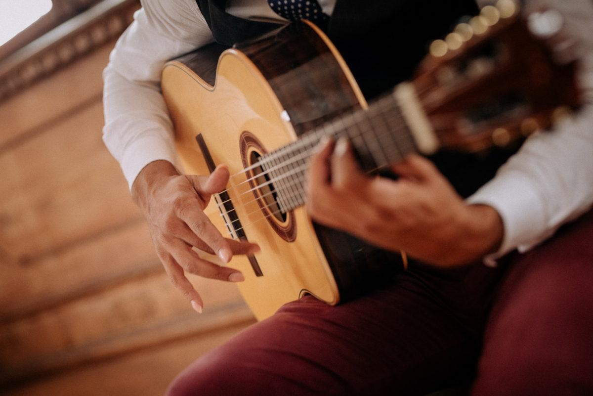Hochzeitsmusik, Gitarre, Gitarrist, Musik, heiraten, Hochzeitsfotografie