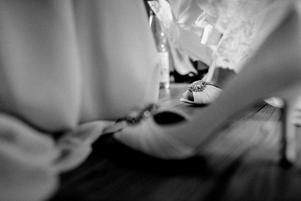Getting Ready, Braut, Schuhe, Details, Hochzeitsfotos, Hochzeitsfotograf Frankfurt