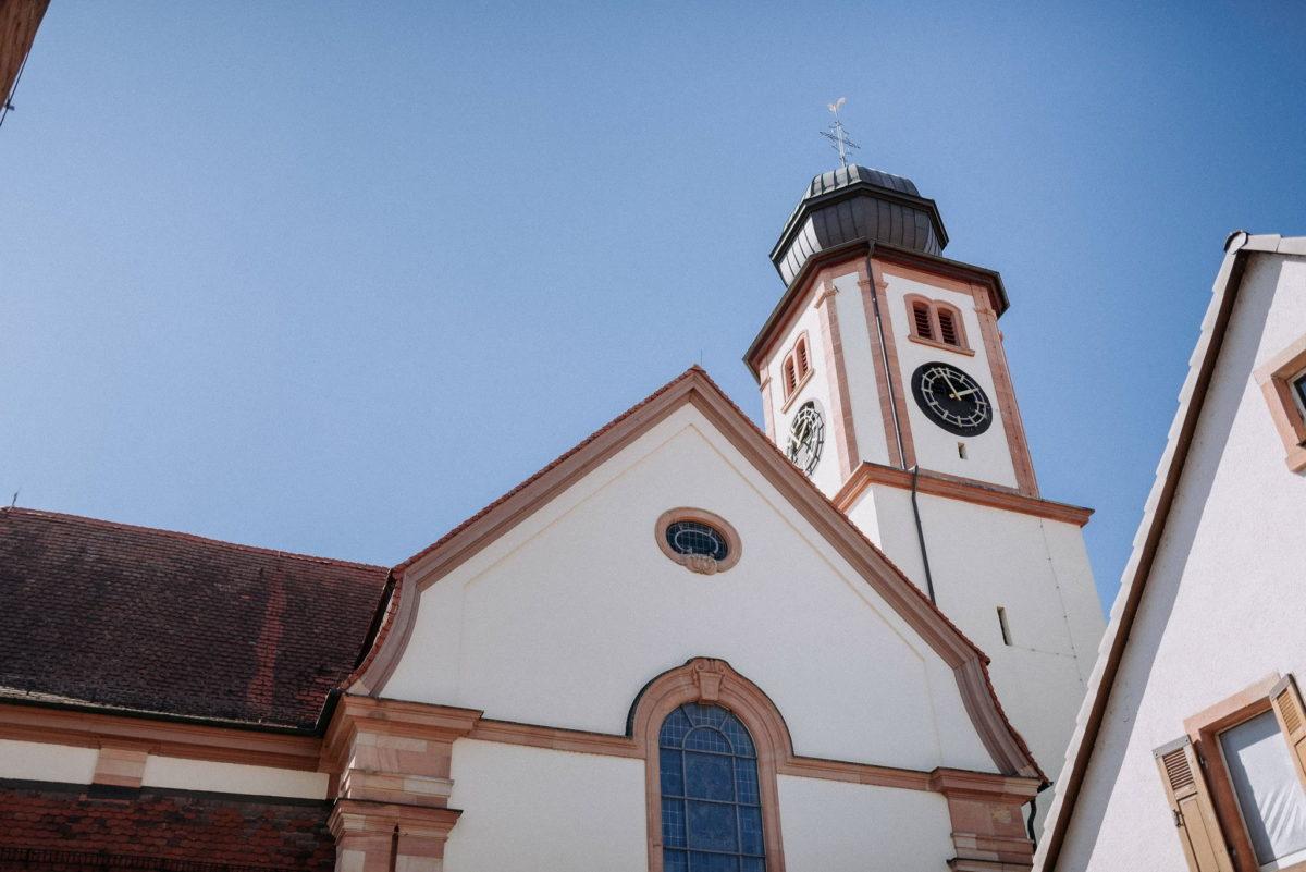 Kirche Sankt Luzia, Pflaumheim, Großostheim, Hochzeit