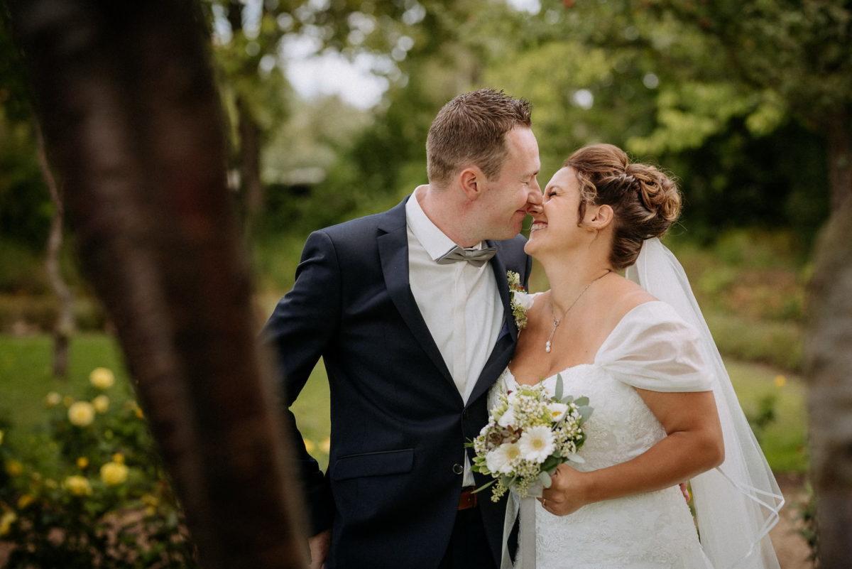 heiraten, Hochzeitsfotografie, Brautpaar, Brautkleid