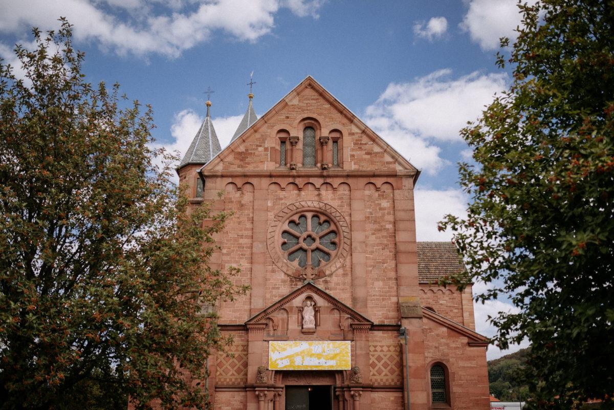 Hochzeitsfotografie, Kirche, Wörth, heiraten
