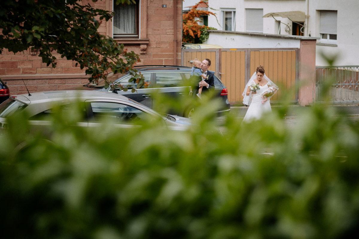 Brautpaar, Hochzeitsfotografie, Kinder, Wörth