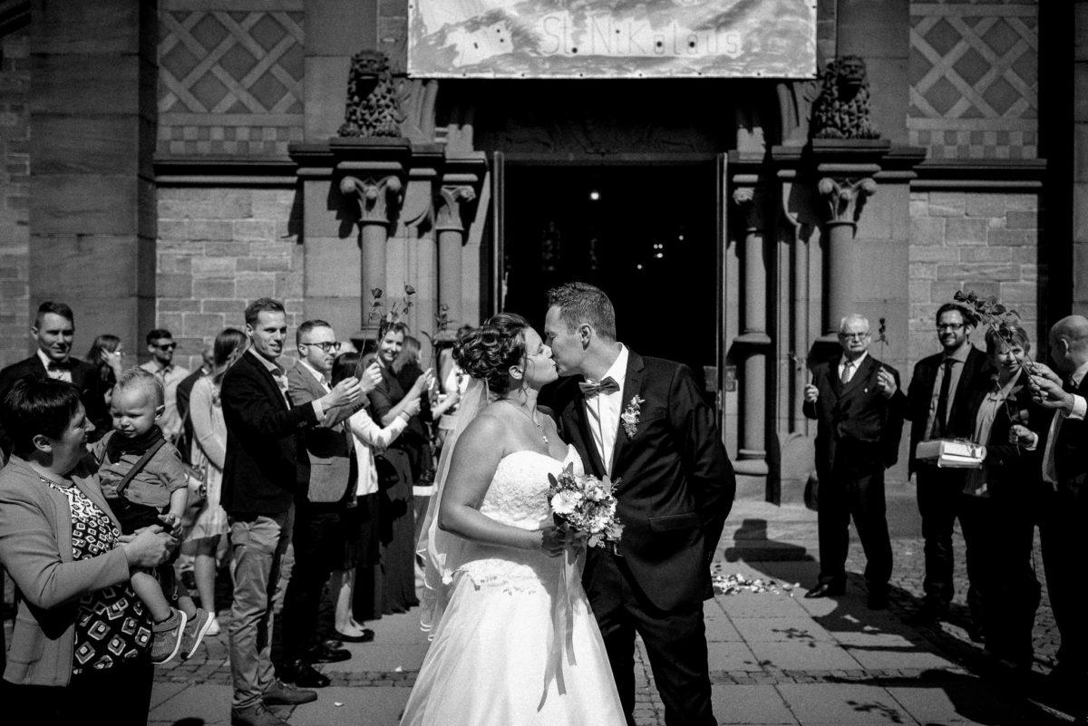 Hochzeitsfotografie, Brautpaar, Brautkleid, heiraten, Brautstrauß