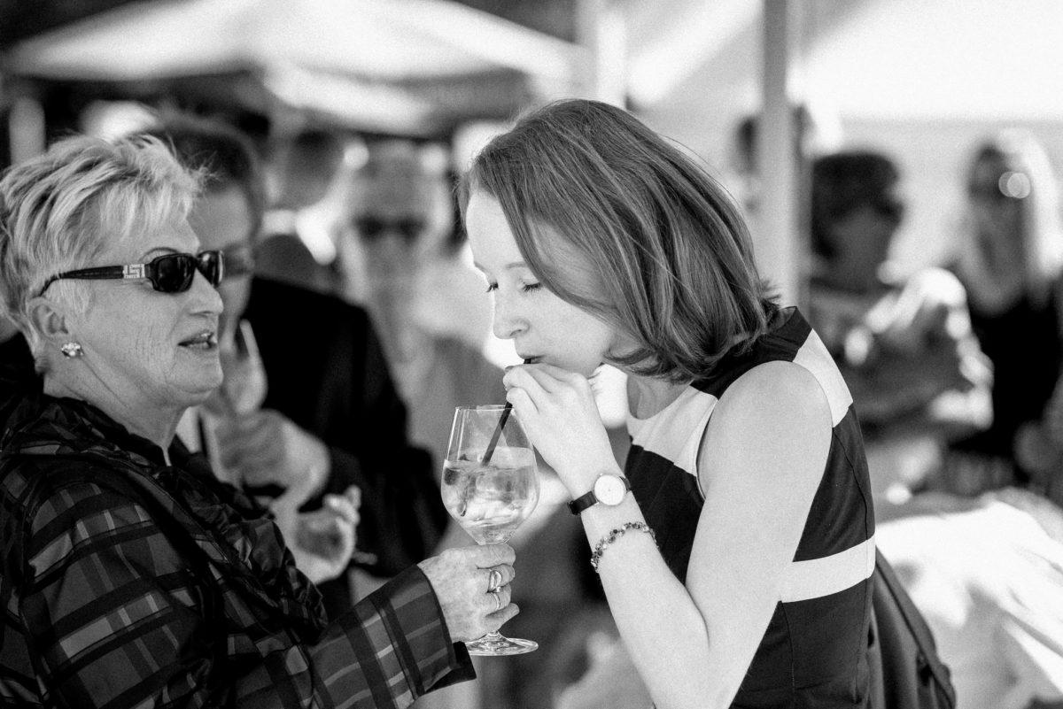 heiraten, Hochzeitsfotografie, trinken, Hugo