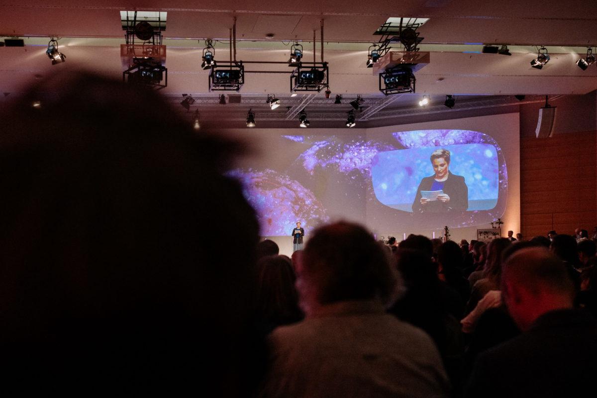 Biofach 2020 Vivaness 2020 Eröffnung Keynote Speech