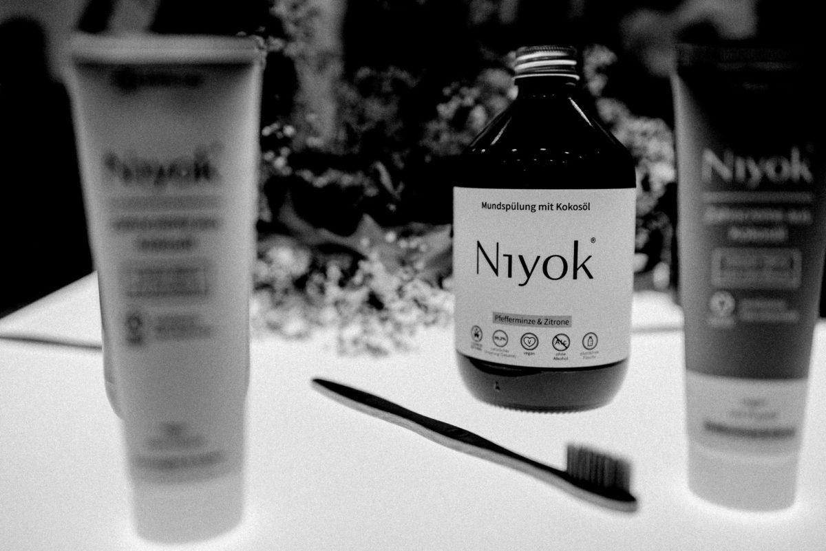 Niyok, Mundspülung Kokosöl, Zahnpflege, Vivaness 2020