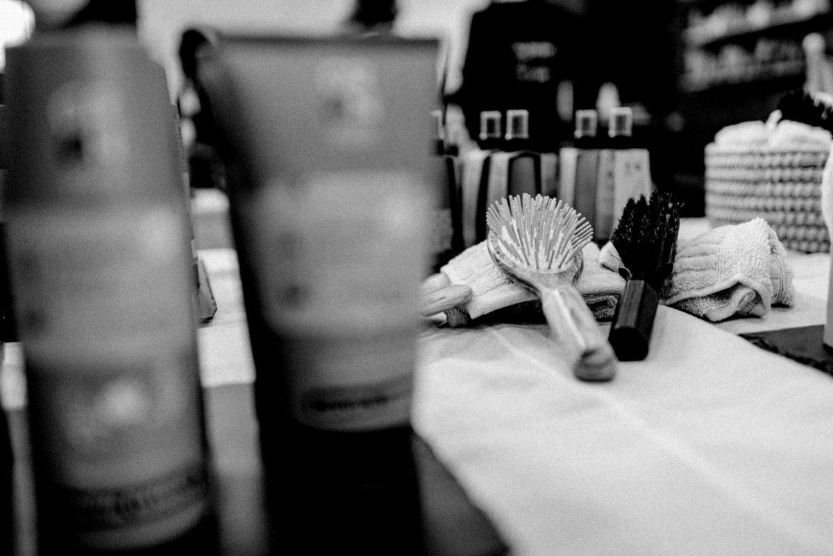 Kamm, Bürste, Haarbürste, Eventfotograf, Vivaness 2020