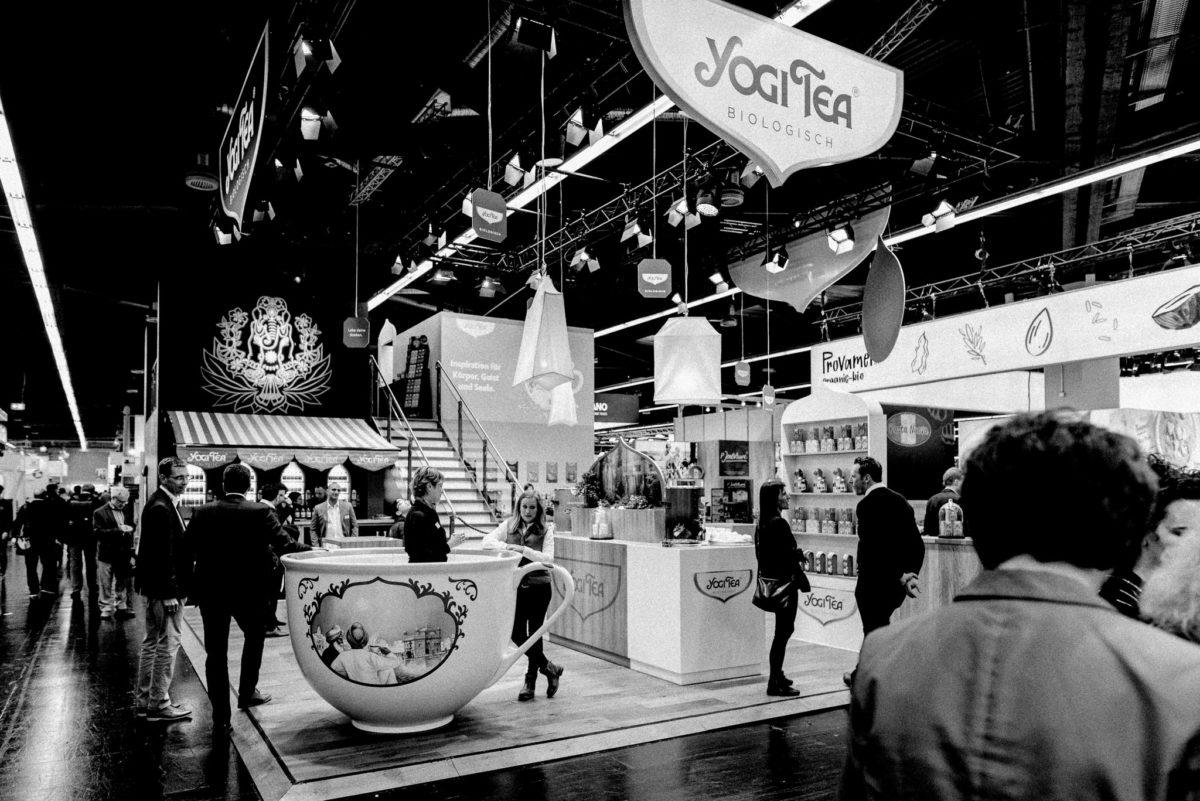 Messefotograf, Biofach Nürnberg, Yogi Tea, 2020, Besucher, Publikum